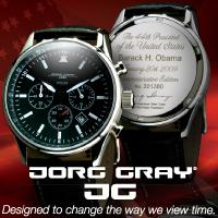 ヨーググレイ JG6500 プレジデントウォッチ (JorgGray)