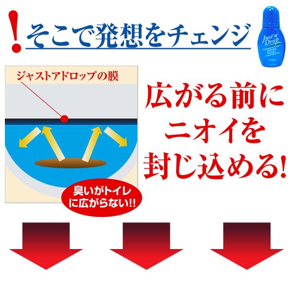 Just a Drop販促Webページ
