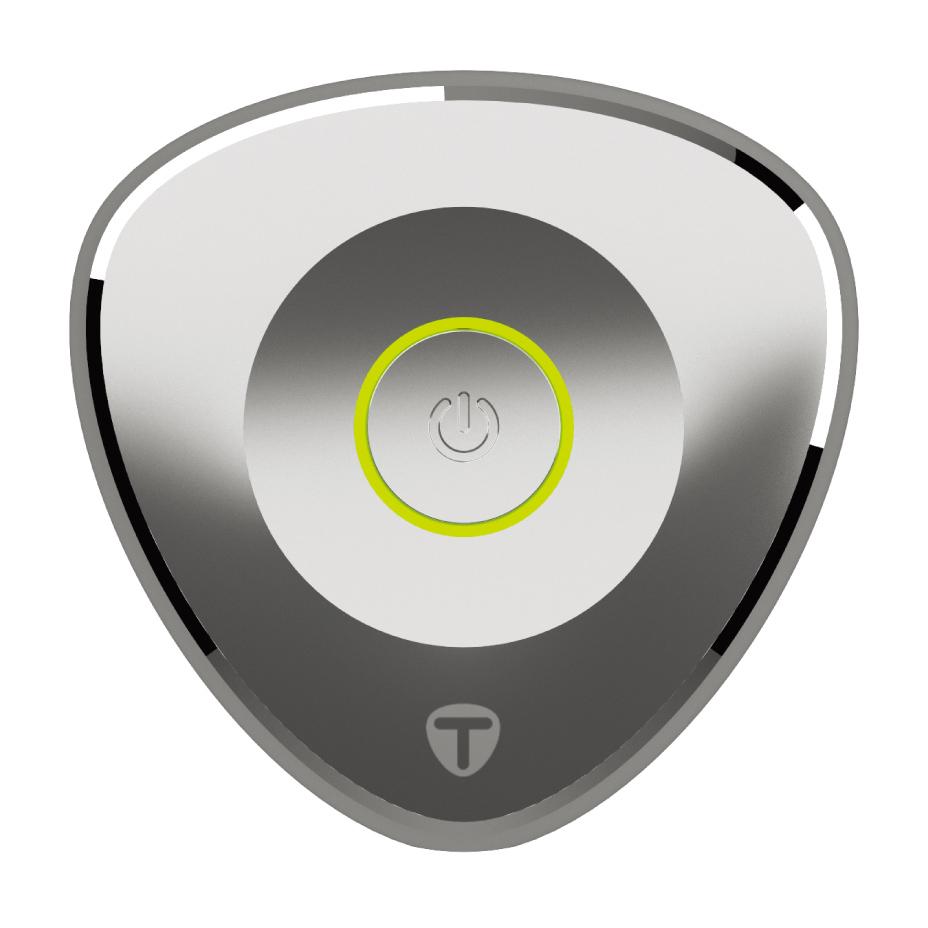 高音質音波型ポータブルスピーカー チューンバグ バイブ (Tunebug Vibe)