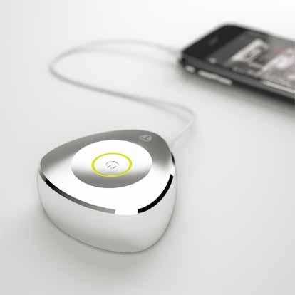 高音質音波型ポータブルスピーカー チューンバグ バイブ (Tunebug Vibe)の仕入れ、卸し問屋ならミュー株式会社