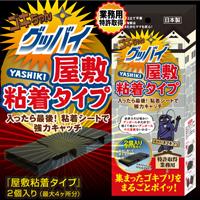 ゴキちゃんグッバイ 屋敷(YASHIKI)粘着タイプ