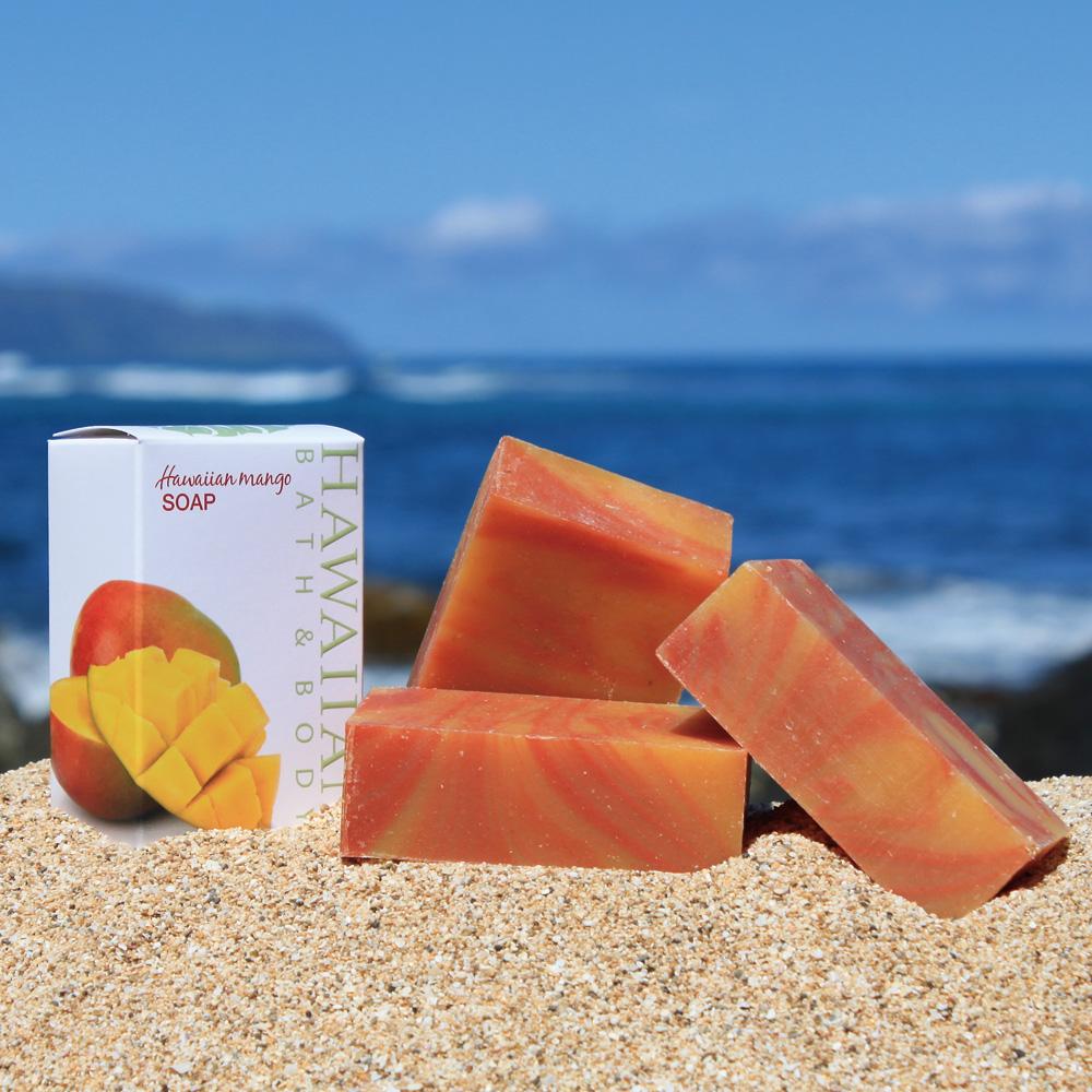 ハワイアンバス&ボディー ノースショアファクトリー ソープ (HAWAIIAN BATH&BODY)
