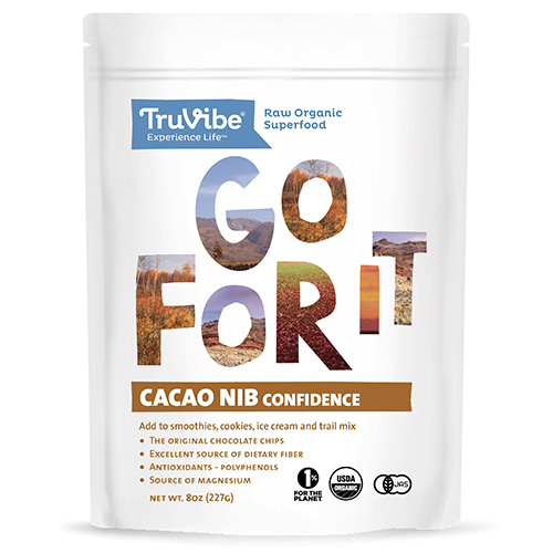 Truvibe(トゥルーバイブ)有機カカオニブの仕入れ、卸し問屋ならミュー株式会社