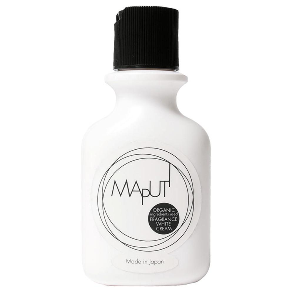 オーガニックフレグランスホワイトクリーム MAPUTIの仕入れ、卸し問屋ならミュー株式会社