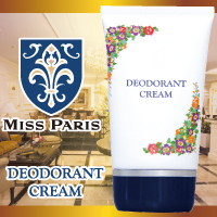 ミス・パリ デオドラントクリームの仕入れ、卸し問屋ならミュー株式会社